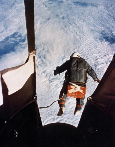 День в истории: 16 августа - Академия астронавтики и прыжок с высоты 32 км