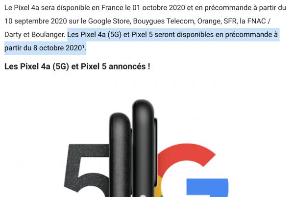 Гибкий смартфон и Pixel 5: Раскрыты планы Google на 2021 год