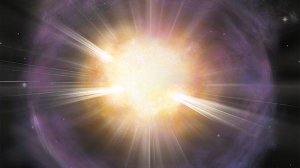 Интересный факт дня: Наши кости сделаны из погибших звезд