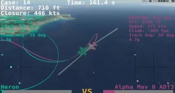 Искусственный интеллект всухую победил настоящего пилота