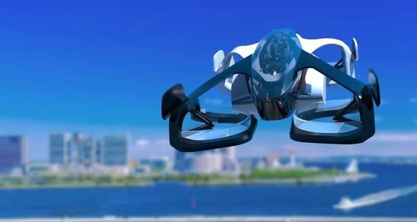 Японцы пообещали летающие авто к 2023 году