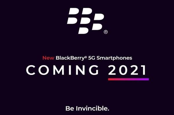 Легендарный бренд смартфонов BlackBerry вернется в следующем году