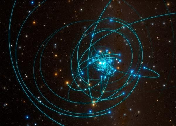 Найдена самая быстрая звезда в нашей галактике