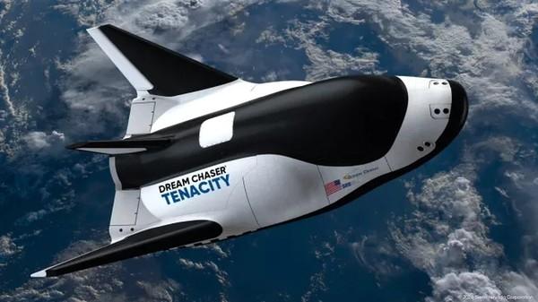Первый космический самолет Dream Chaser получил имя