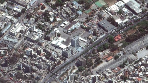 Последствия взрыва в Бейруте показали на спутниковых снимках