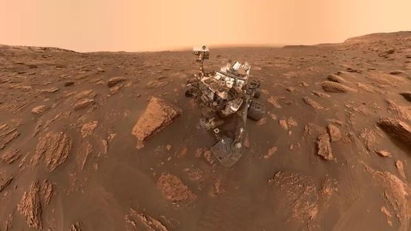 Восемь лет на Марсе: NASA отмечает посадку Curiosity на Красную планету