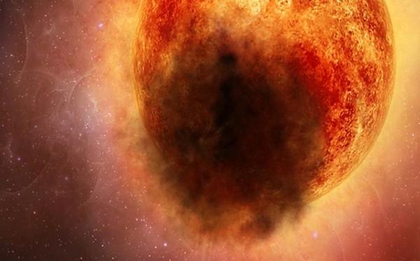 Затемнение Бетельгейзе объяснили гигантским выбросом плазмы