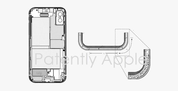 Apple запатентовала защитный чехол для iPhone