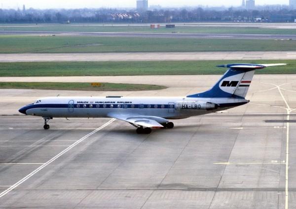 День в истории: 16 сентября - Катастрофа Ту-134 и ядерный взрыв под Донецком