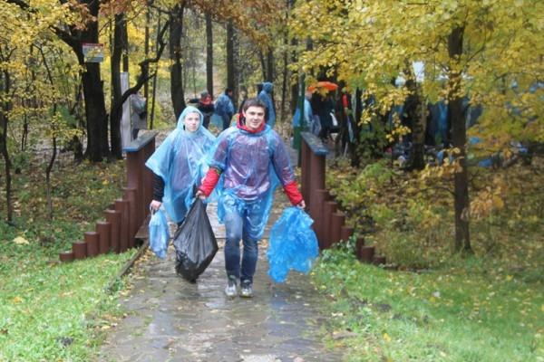 День в истории: 21 сентября - Всемирная акция Очистим планету от мусора