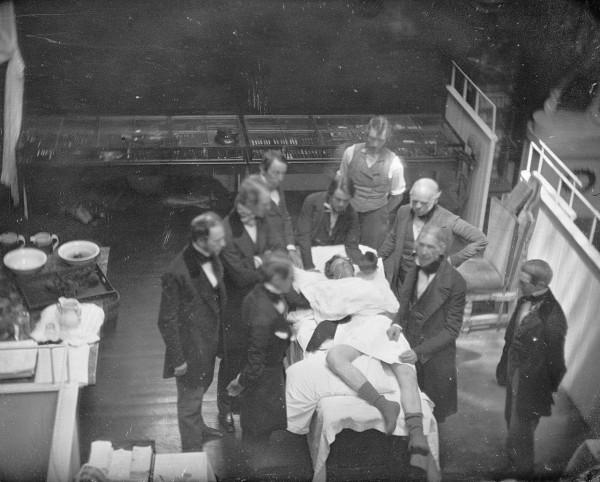 День в истории: 30 сентября - Первая анестезия и рождение Сети