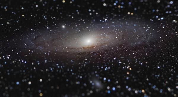 Гринвичская обсерватория показала лучшие космические фото 2020 года