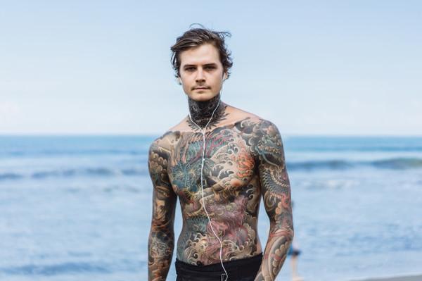Интересный факт дня: Татуировки снижают способность организма остывать