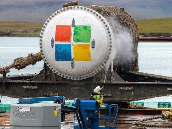 Microsoft утопил сервер ради эксперимента