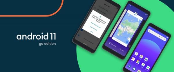 На 20% быстрее: Выпущена Android 11 Go для бюджетных смартфонов