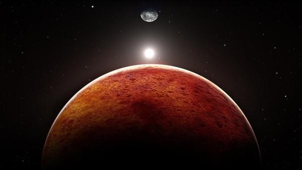 На Марс отправят мутировавших астронавтов-качков