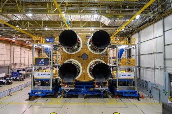 NASA перерасходовало бюджет на достройку мегаракеты