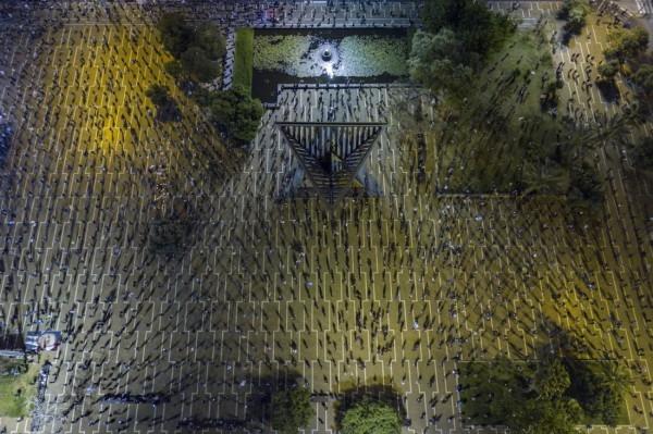 Названы лучшие фото с дронов конкурса Drone Photo Awards 2020