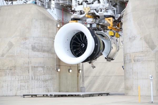 Самый большой в мире реактивный двигатель получил сертификацию