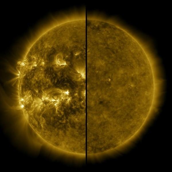 Солнце вступило в новую 11-летнюю фазу