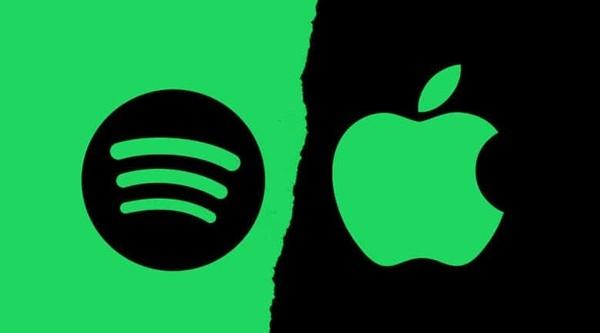 Spotify обиделась на Apple за подписку Apple One