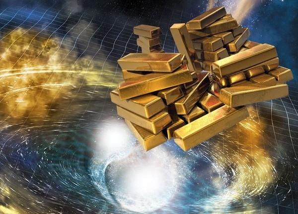 Ученые нашли истоки космического золота