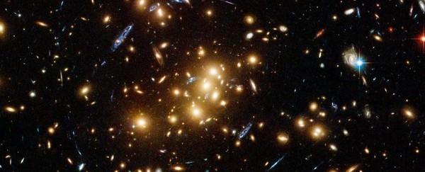 Ученые определили общее количество материи во Вселенной