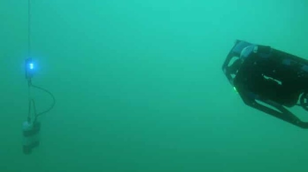 В океане протестировали подводный WiFi
