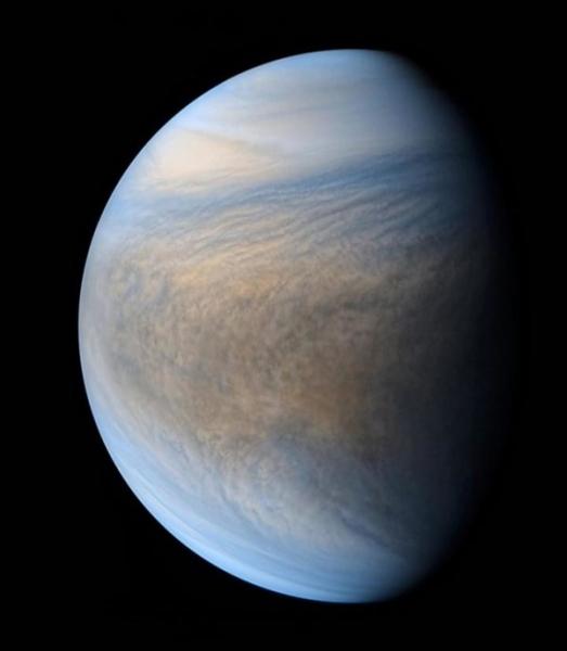 В отсутствии жизни на Венере обвинили Юпитер