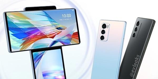 В Сеть попали изображения необычного двухэкранного смартфон LG
