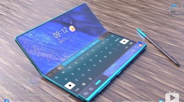 В Сети рассекретили новый складной смартфон Huawei
