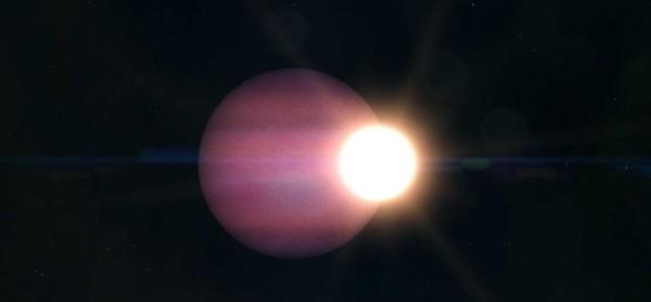 Впервые найдена вращающаяся возле мертвой звезды планета