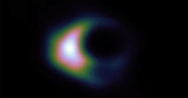 Вселенная может быть заполнена невидимыми бозонными звездами