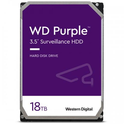 Western Digital выпустил самый емкий жесткий диск для наблюдения