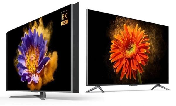 Xiaomi представила свой первый 8К-телевизор на 82 дюйма