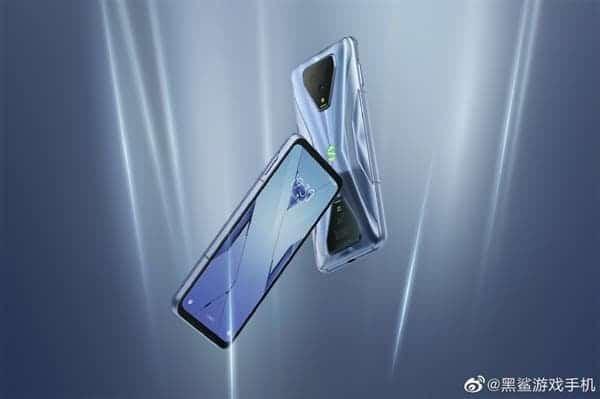 Xiaomi выпустила обновленный игровой смартфон Black Shark 3S