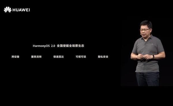 Замена Android: Huawei представила операционку HongmengOS 2.0