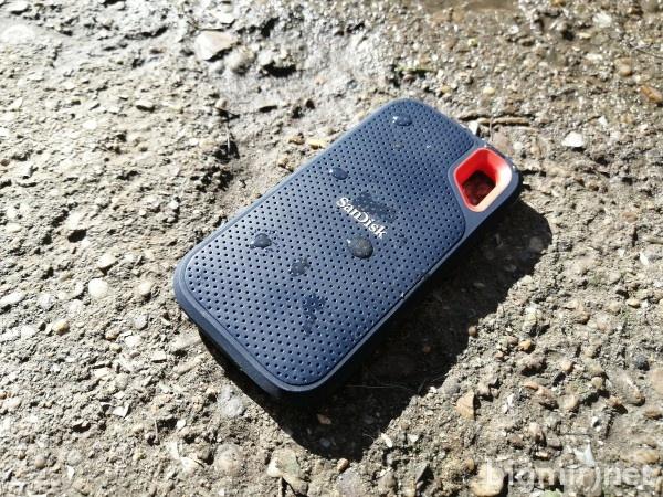 Полная защита: Обзор SanDisk Extreme Portable SSD