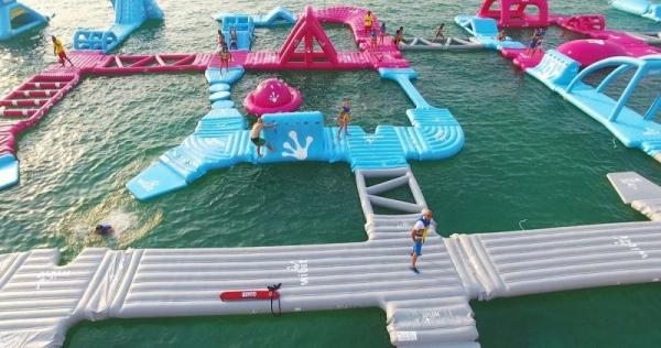 Aqua Challenge в Дубае