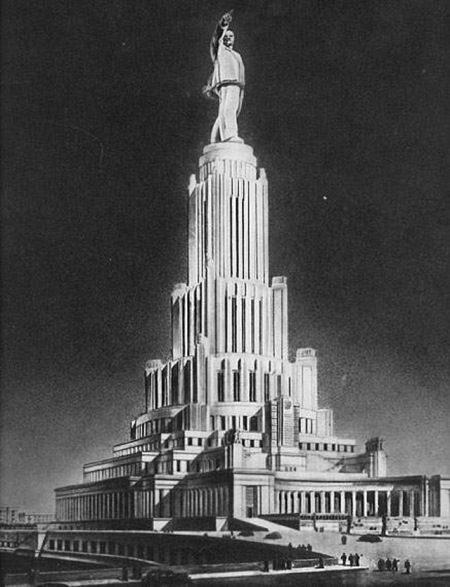 Четыре попытки переименовать Москву