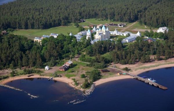 Чудеса Ленинградской области