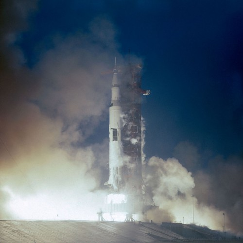 День в истории: 14 ноября - Трансплантация легкого и Аполлон-12