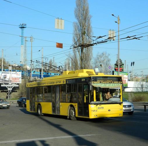 День в истории: 5 ноября - Первые троллейбусы в Киеве