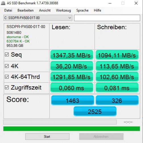Доступная скорость: Обзор накопителя GoodRAM PX500 NVME PCIE Gen3 X4 1TB