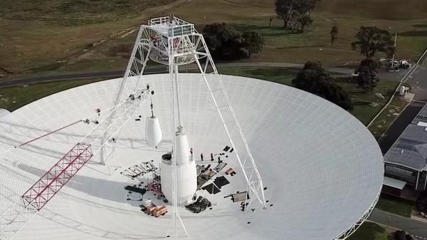 NASA спустя семь месяцев получила сигнал от зонда Вояджер-2