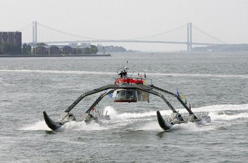 ТОП-10 самых странных и необычных лодок